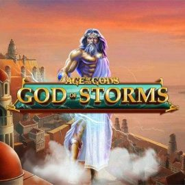 Age of the Gods: God of Storms Slot