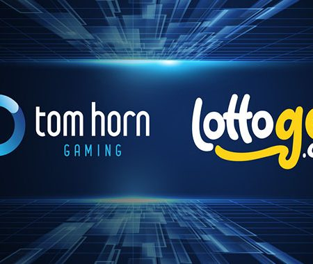 Tom Horn Gaming slots live with LottoGo