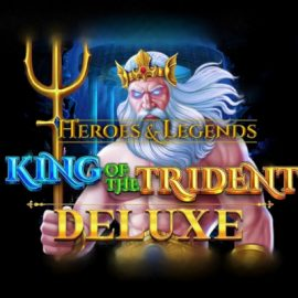 King of the Trident Deluxe Slot