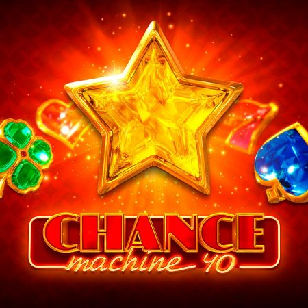 Endorphina Realises: Chance Machine 40!