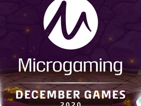 Exclusive to Microgaming this December