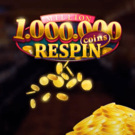 Million Coins Respin Slot