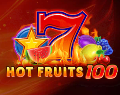Hot Fruits 100 Slot