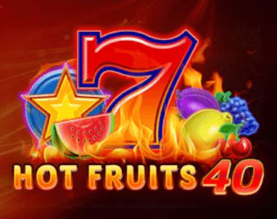 Hot Fruits 40 Slot