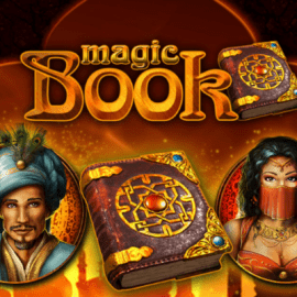 Magic Book Slot