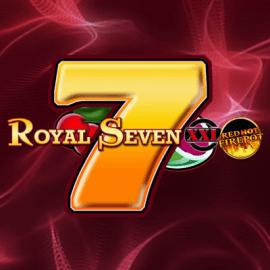 Royal Seven XXL Red Hot Fire Pot