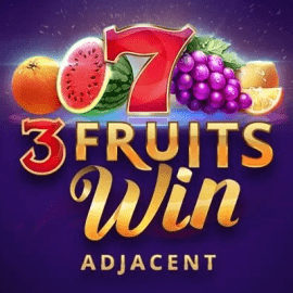 3 Fruits Win 10 lines