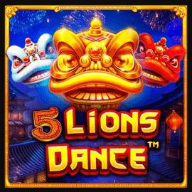 5 Lions Dance Slot