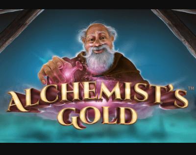 Alchemists Gold Slot