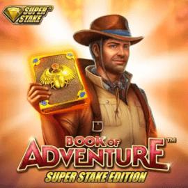 Book of Adventure Super Stake