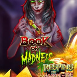 Book Of Madness Respins of Amun Ra