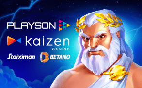 Kaizen Gaming and Playson join forces