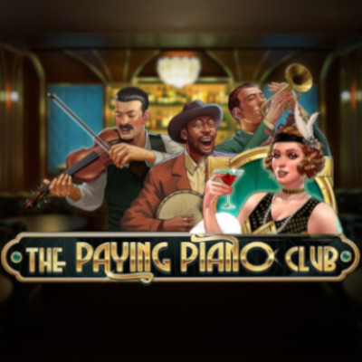 Play'n GO return to the classics with The Paying Piano Club
