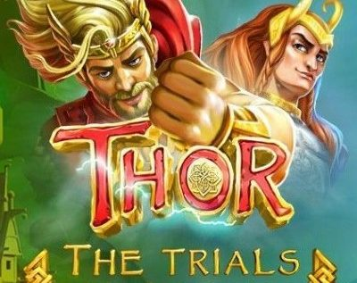 Thor The Trials Of Asgard
