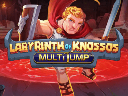 Dreamtech Gaming launches Labyrinth of Knossos MultiJump™