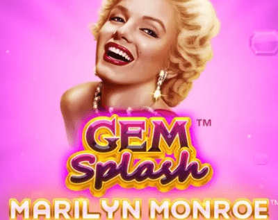 Gem Splash Marylin Monroe