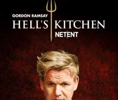 NetEnt includes hot unused dish to the menu with Gordon Ramsay Hell's Kitchen™ video slot