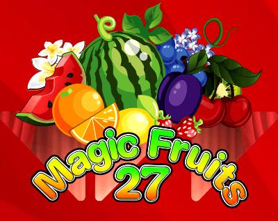Magic Fruits 27 Slot