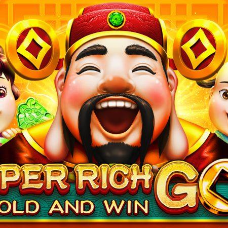 Booongo: Super Rich God – released!