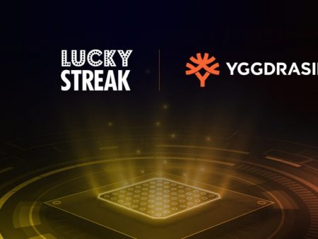 LuckyStreak becomes the latest Yggdrasil Franchise partner