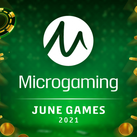 Microgaming spins into June with an abundance of scorching content