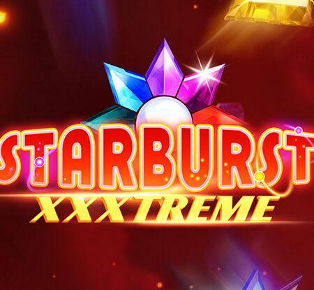 NetEnt: Starburst™ XXXtreme release!