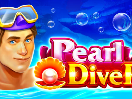 PEARL DIVER – OFFICIALLY RELEASED!