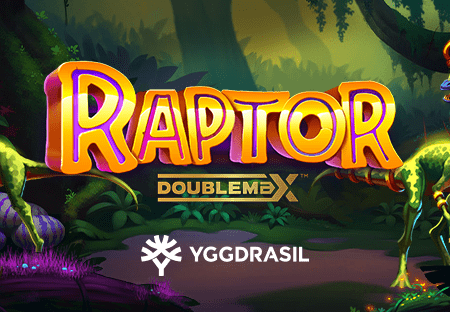 Yggdrasil climbs to the top of the food chain with Raptor Doublemax™