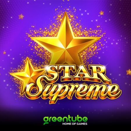 Greentube: Enjoy a Star-studded slot sensation with Star Supreme!
