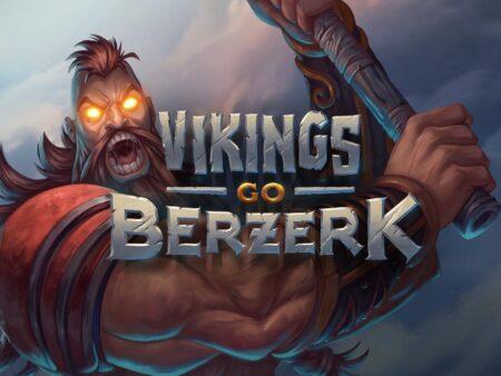 Yggdrasil reloads their iconic hit game Vikings Go Berzerk